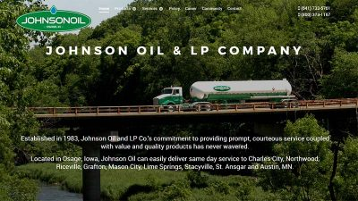 www.johnsonoilosage.com