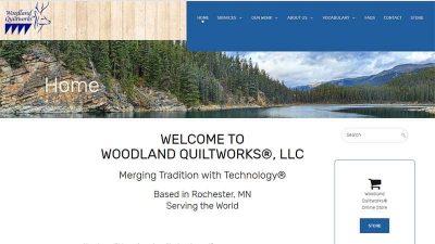 woodland quilt works